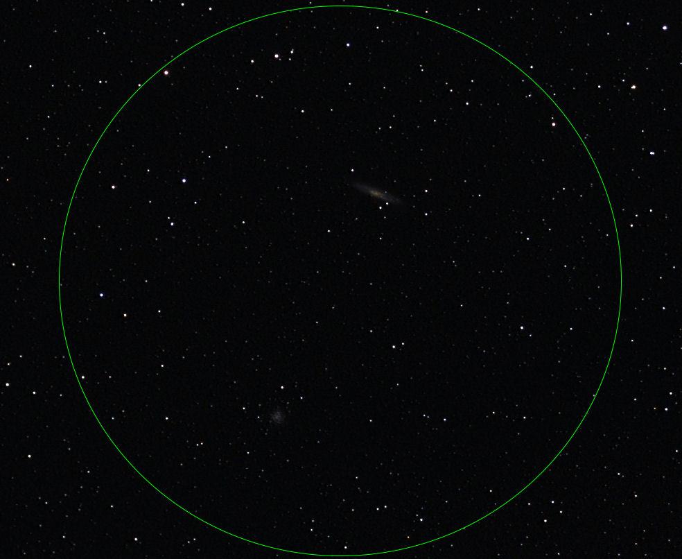 双眼鏡で見る秋の星空・NGC253(...