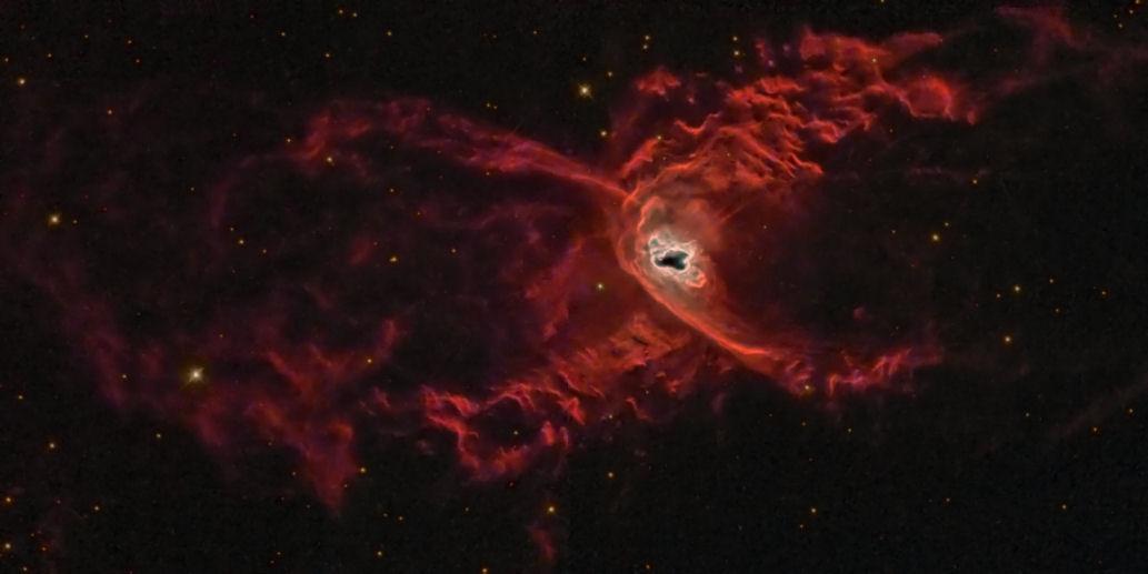 星雲 ひょうたん