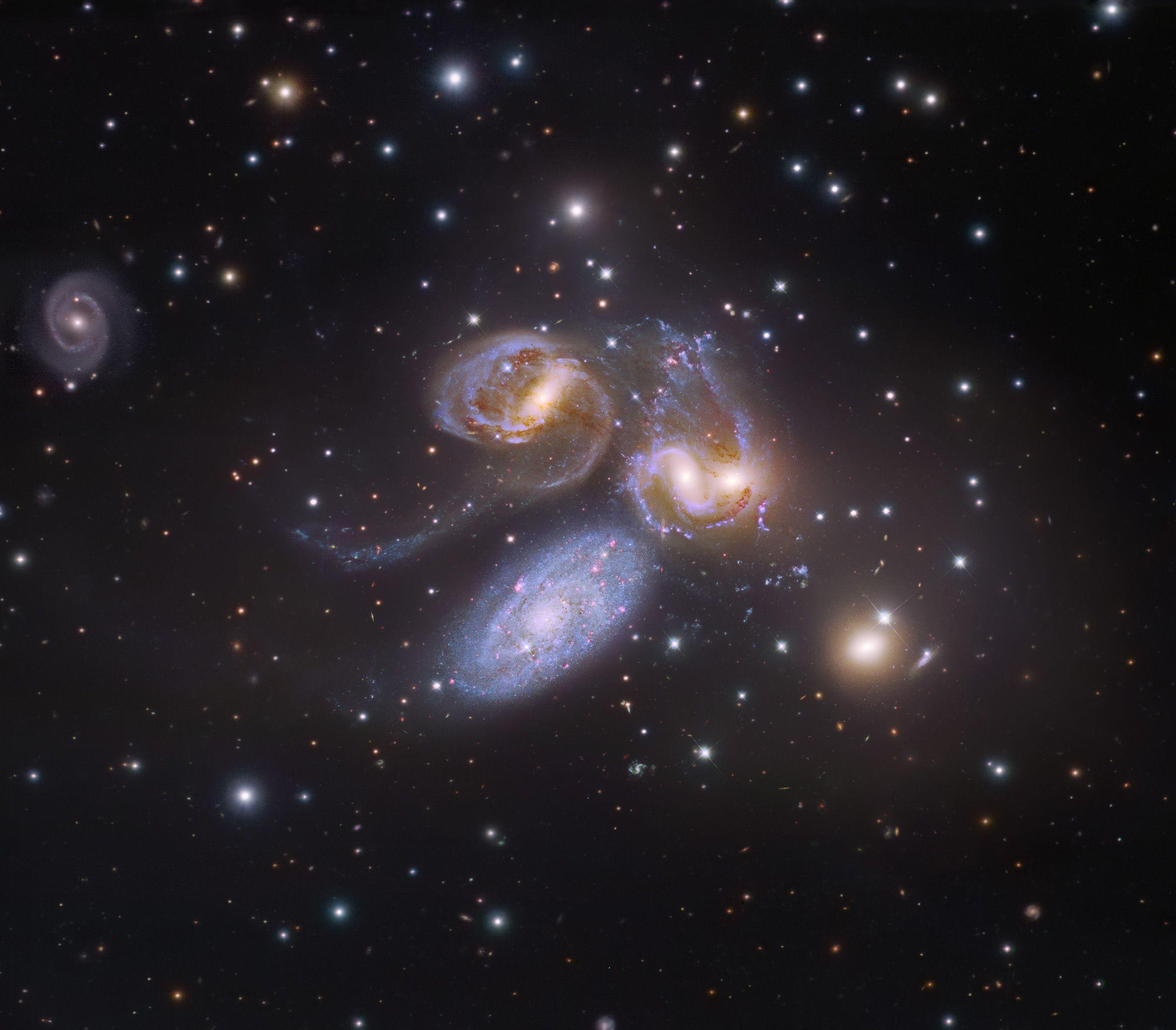天空の果実」・銀河群「ステファ...
